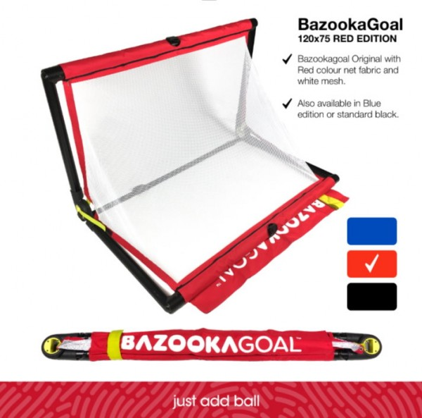 BAZOOKAGOAL RED Edition