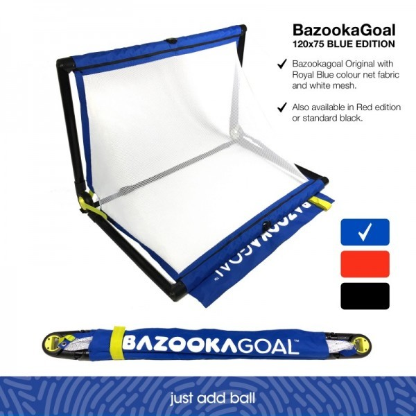 BAZOOKAGOAL-Blue Edition